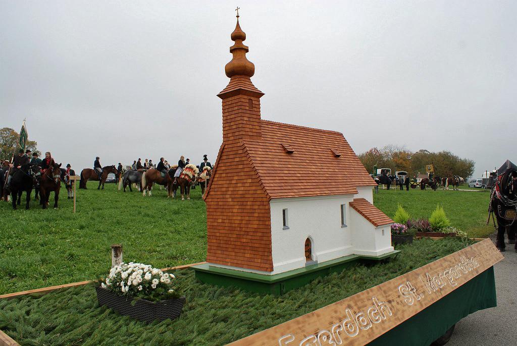 Patroziniumsfest / Leonhardiritt