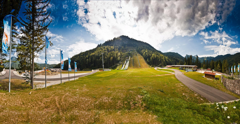 Stadionführung durch die Chiemgau Arena