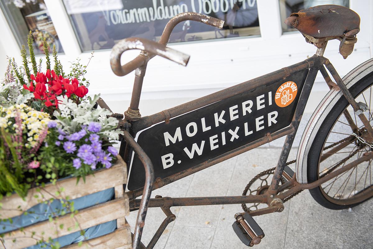 Kräuterspaziergang feat. Bergader