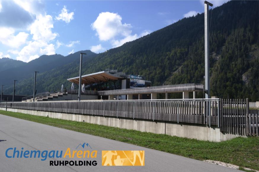 Segway Tour in der Chiemgau Arena