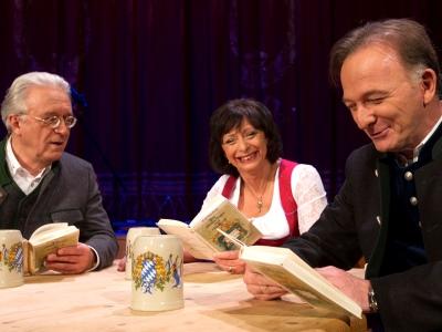 Opern auf Bayrisch  I  Anthoff, Lerchenberg, Glogger