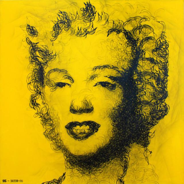 """Galerie Kaysser - """"Bananensprayer"""" - """"Starke Frauen"""""""