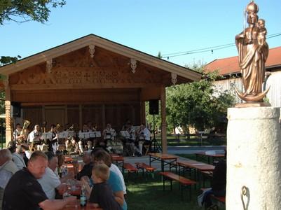 Dorffest der KLJB