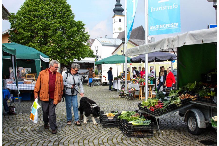 Waginger Bauernmarkt