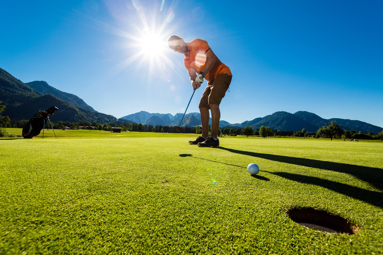 Gemeinsam Golfen