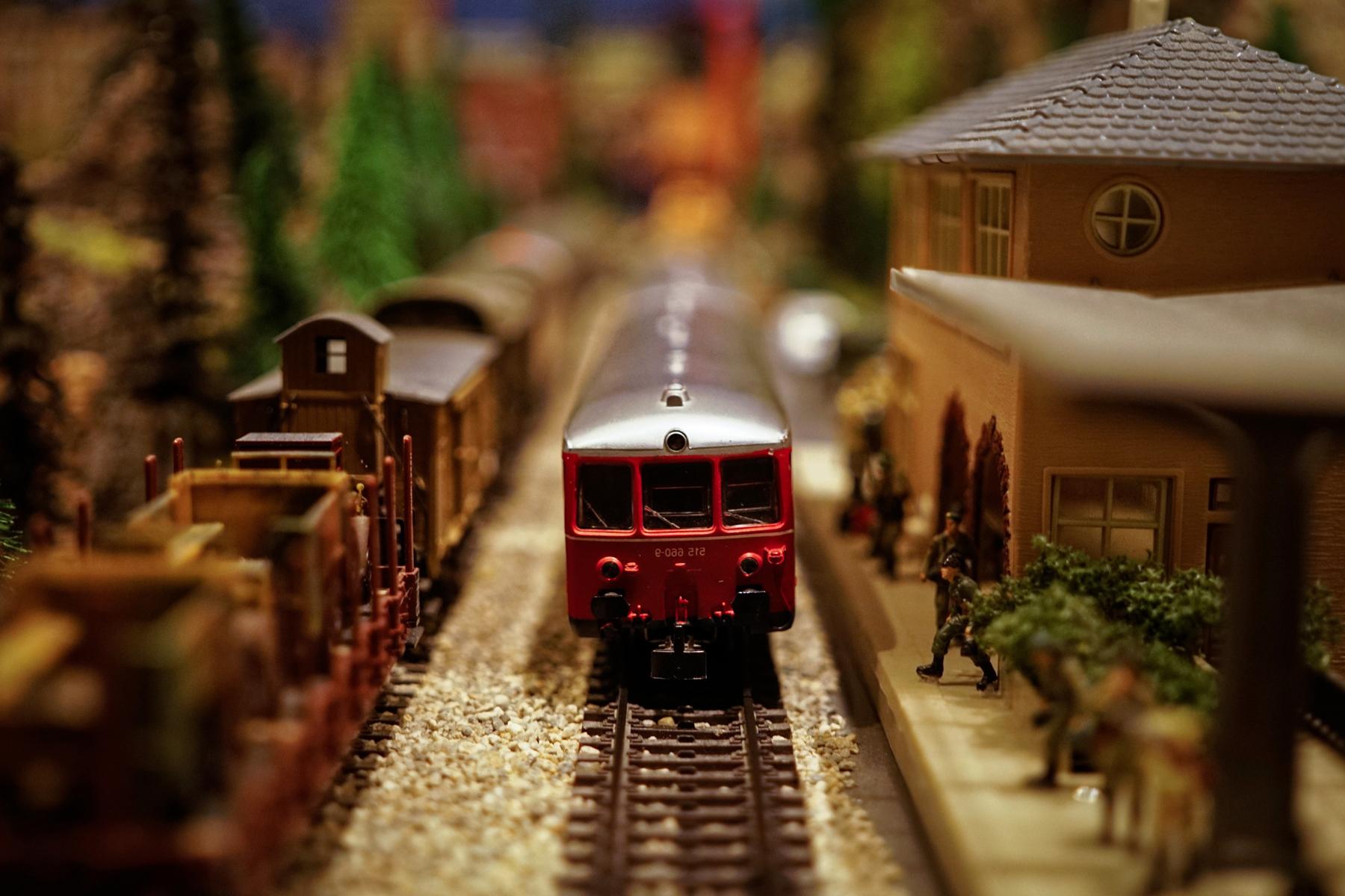 Modellbahn-Börse