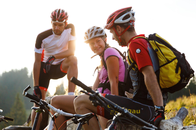 Mountainbike - Fahrtechniktraining für Kinder
