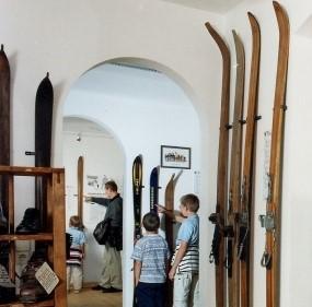 Reit im Winkl inklusiv - Skimuseum